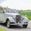 Vintage car Mercedes-Benz 230 from 1937 — Photo