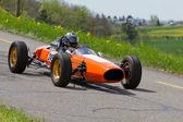 Vintage race car Hirzel P17 Formel 3 from 1965 — Stock Photo