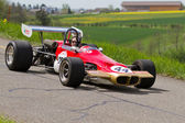 Vintage race car Lotus 59 Formel 2 from 1969 — Stock Photo