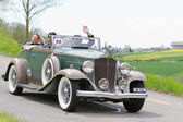 Vintage pre war race car Packard Cabriolet from 1932 — Stock Photo