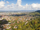 Town Freiburg im Breisgau, Germany — Stock Photo
