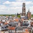 Stock Photo: Utrecht aerial view, Netherlands