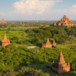 Stock Photo: Bagtemples, Burma