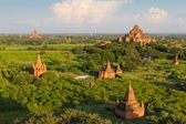 Bagan temples, Burma — Stock Photo