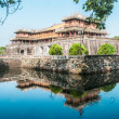 Forbidden city, Hue, Vietnam — Stock Photo #17631747