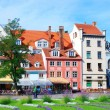 Riga old town, Latvia — Stock Photo