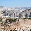 Housing estate in West Bank — Stock Photo #17636293