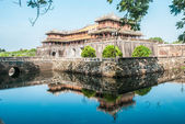 Forbidden city, Hue, Vietnam — Stock Photo
