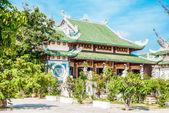 Pagoda, Da Nang, Vietnam — Stock Photo