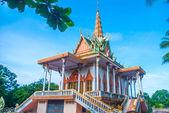 カンボジアの塔 — ストック写真