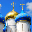 Church in Sergiyev Posad, Russia — Stock Photo #17641923