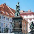 Graz old town, Austria — Stock Photo