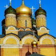 Orthodox church in Moscow — Stock Photo
