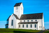 Cathedral of Skalholt, Iceland — Stock Photo