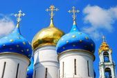 Church in Sergiyev Posad, Russia — Stock Photo