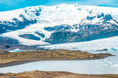 Vatnajokull, Iceland — Stock Photo