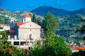 The old Church in Troodos Mountains — Stock Photo