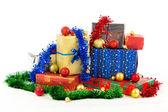 クリスマスのギフト — ストック写真