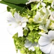 Wedding bunch of flowers - Stock Photo