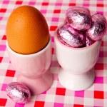 Easter eggs — Stock Photo #21825417