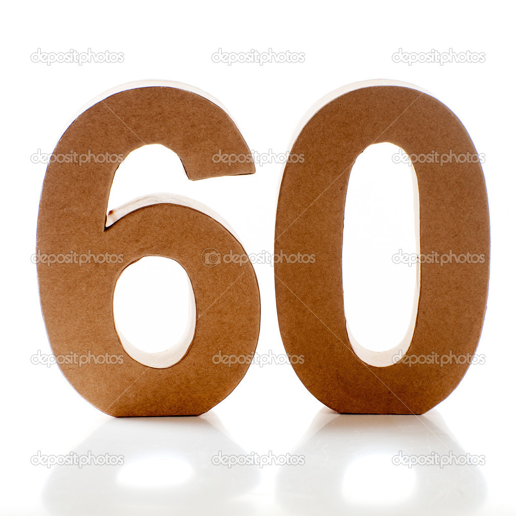 Number 60 — S... Number Sixty