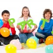 Party Time — Stock Photo #39576069