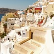 Beautiful panorama of Santorini — Stock Photo