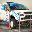 Second International offroad exhibition VEZDEHOD 2013, 21-24 a — Stock Photo