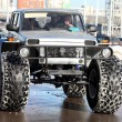 "Stock Photo: Second International offroad exhibition ""VEZDEHOD 2013"", 21-24 a"