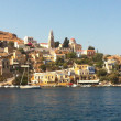 View of Simi island, Greece — Stock Photo