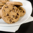 Chocolate cookies — Stock Photo #19367617