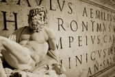 Roman Wallpaper — Photo