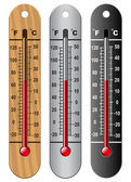 Thermometer — Stockvector