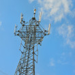 Broadcasting Tower — Stock Photo #14220981