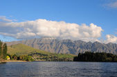 Lake Wakatipu — Stock Photo