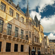 Stock Photo: Palace of Luxembourg