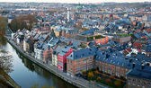 Old bridge in Namur — Stock Photo