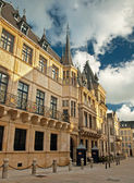 Palácio de luxemburgo — Foto Stock