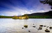 Old castle Scotland — Стоковое фото