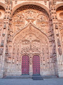 Gate of the cathedral — Stock Photo