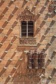 Nice house in Salamanca, Spain — Stock Photo