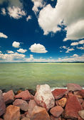 Balaton — Stock Photo