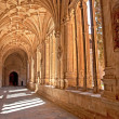 Stock Photo: Cloister of Salamanca