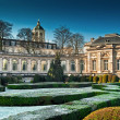 Stock Photo: The Royal Palace in Brussels