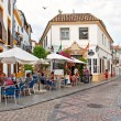 Nice square in Cordoba — Stock Photo