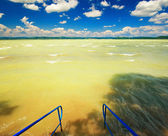 Lake Balaton — Stock Photo