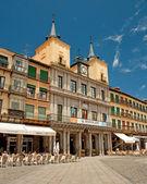 Plaza Mayor of Salamanca — Stock Photo