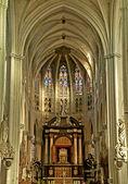 大教堂的西班牙萨拉曼卡 — 图库照片
