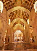 Great Mosque famous interior in Cordoba — Stock Photo