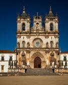 Monastery of Santa Maria, Alcobaca — Stock Photo